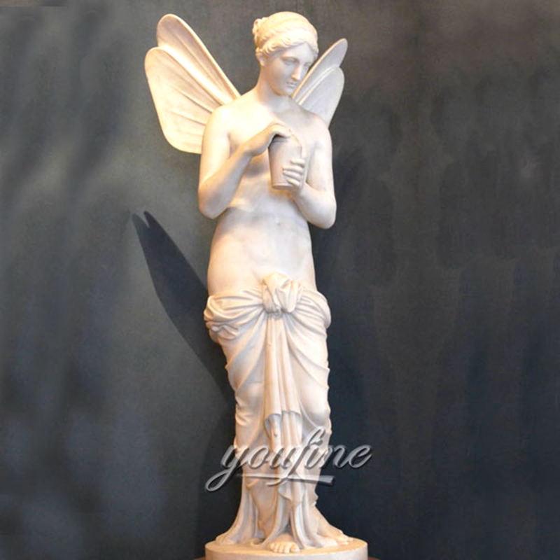 Famous Psyche Winged Angel Sculptures (2)