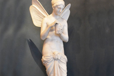 Famous Psyche Winged Angel Sculptures (3)