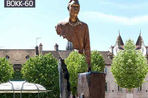 Famous Art Bronze Bruno Catalano Statue (2)