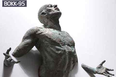 Famous Artwork Bronze Matteo Pugliese Statue