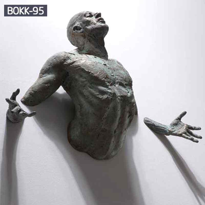 Famous Artwork Bronze Matteo Pugliese Statue1