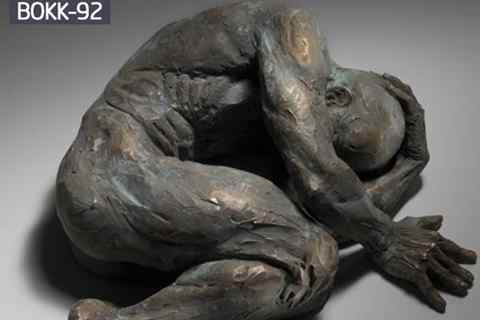 Home Decoration Famous Art Bronze Matteo Pugliese Statue (2)