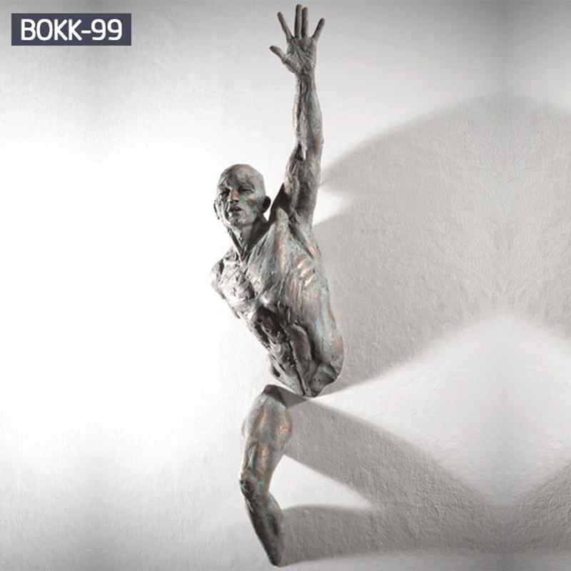 Hot Sale Famous Life Size Bronze Matteo Pugliese Statue (1)