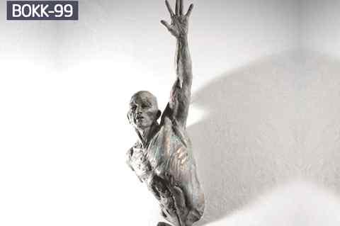 Hot Sale Famous Life Size Bronze Matteo Pugliese Statue